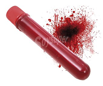 MY OTHER ME Tubo de sangre Halloween, 15 mililitros Tubo 15ml