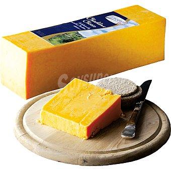 ILCHESTER Queso cheddar naranja inglés  3 kg (peso aproximado pieza)