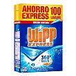 Detergente en polvo 100 lav. Wipp Express