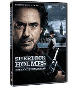 Sherlock h:juego de sombras dvd