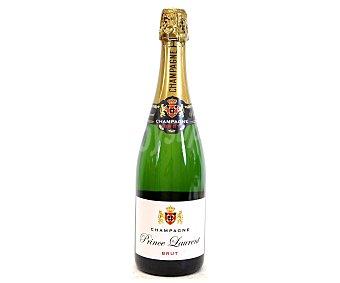 PRINCE LAURENT Champagne brut Botella de 75 centilitros
