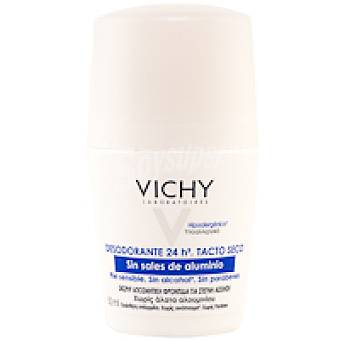 Vichy Desodorante sin sales de aluminio Roll on 50 ml