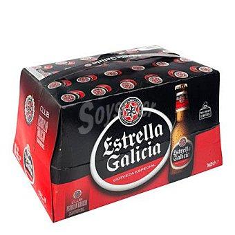 Estrella Galicia Cerveza Pack 24x20 cl