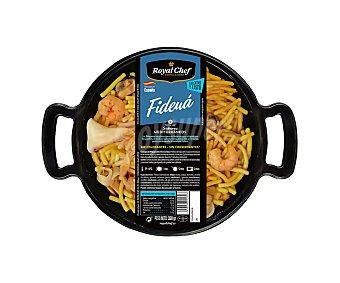 Royal chef Fideuá, calentar y listo Bandeja 350 g