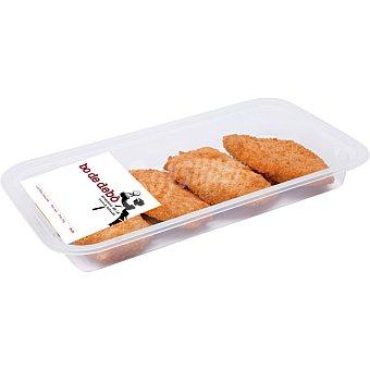Bo de Debo Libritos fritos de jamón y queso Bandeja 230 g