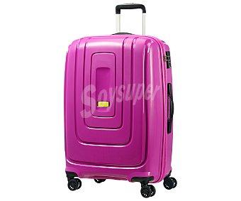 American tourister Maleta rígida de 20x40x55 cm, 4 ruedas pivotantes, color rosa tourister