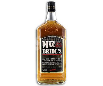 Macbride'%1 Whisky blended escocés 1 litro