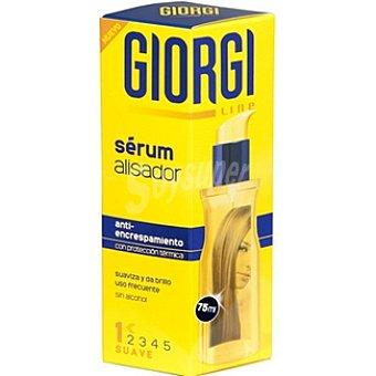 Giorgi Sérum alisador anti-encrespamiento Bote 75 ml