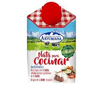 Central Lechera Asturiana Nata líquida para cocinar 200 ml
