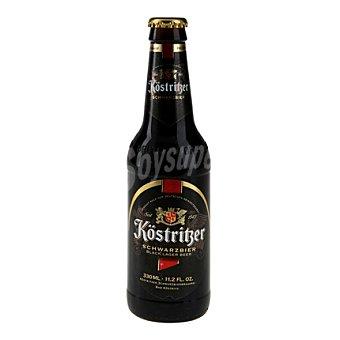 Kostritzer Cerveza negra alemana 33 cl