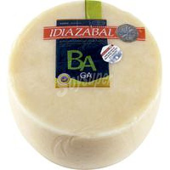 D.O. BAGA Queso Idiazabal natural 250 g