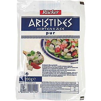 RUCKER Queso feta griego en tacos Bolsa 200 g