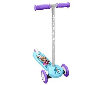 Disney Frozen Patinete infantil con 3 ruedas