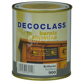 DECOCLASS Barniz sintético brillante incoloro 375 ml 375 ml
