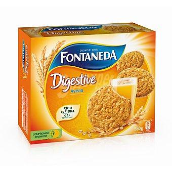 Fontaneda Galletas Digestive Avena 550 g