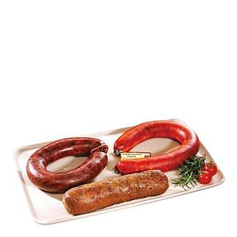 MontePorrino Chorizo extra herradura Monteporrino pieza 400 g aprox