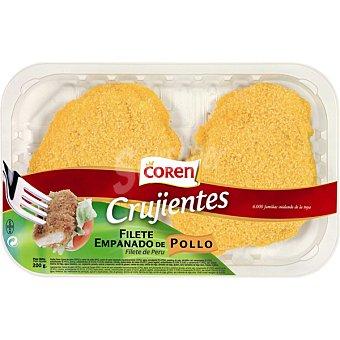 Coren Filete de pollo empanado 2 unidades 200 g
