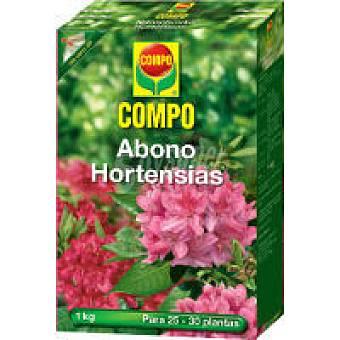 Compo Abono hortensias Caja 1 kg