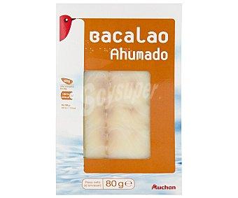 Auchan Bacalao ahumado 80 g