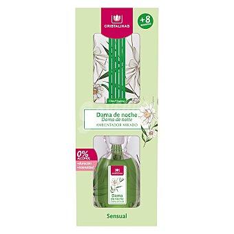 Cristalinas Ambientador varillas dama de noche Envase 45 ml