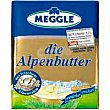 Mantequilla Alpenbutter sin sal pastilla 125 g Meggle