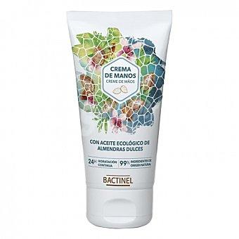 Bactinel Crema de manos con aceite ecológico de almendras dulces 50 ml 50 ml