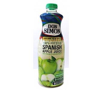 Don Simón Zumo premium manzana pet 1000 ml