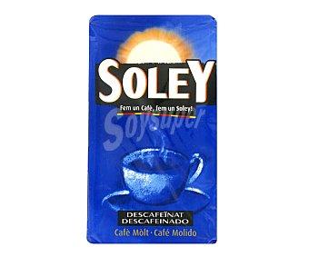 Soley Café Descafeinado Molido Paquete 250 g