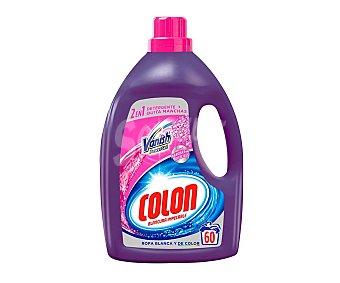 Colón Detergente y quitamanchas gel 3,12 l