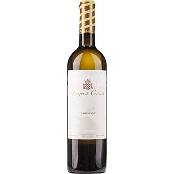 Pago de cirsus Vino blanco Chardonnay D.O Navarra botella 75 cl 75 cl