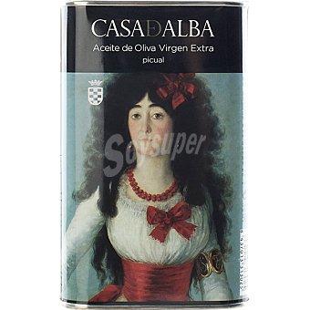 Casa De Alba Aceite de virgen extra Picual Lata 500 ml