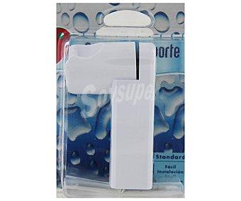 Auchan Soporte multifuncional color blanco 1 Unidad