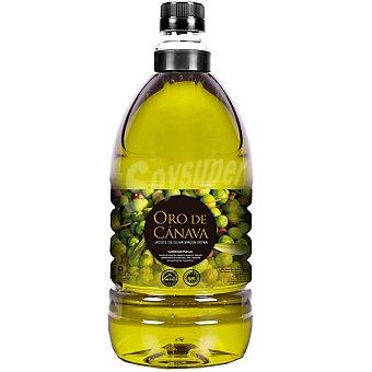 Oro de canava aceite de oliva virgen extra picual D.O. Sierra Magina bidon  2 l
