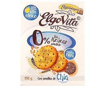 Elgorriaga Galletas sin azucares añadidos elgovita 150 gramos
