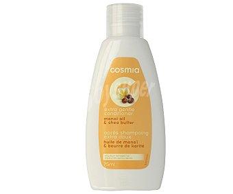 Cosmia Acondicionador extra suave, para cabellos muy secos o dañados 75 ml