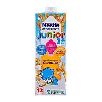 Junior Nestlé Leche de crecimiento con cereales líquida 1 l