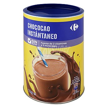 Carrefour Cacao instantáneo Carrefour sin gluten 1 kg