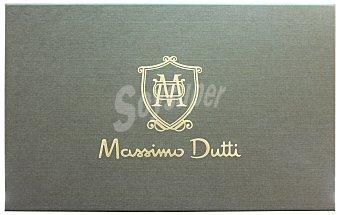 Massimo Dutti Lote hombre EAU toilette 100 ml + after shave 100 ml + GEL baño 100 ml + desodorante spray 150 ml unidad