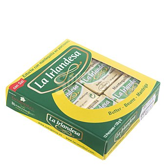 La Irlandesa Mantequilla Pack de 12x10 g