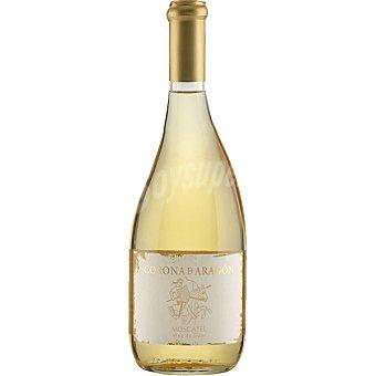 CORONA DE ARAGON Vino dulce moscatel D.O. Cariñena Botella 75 cl