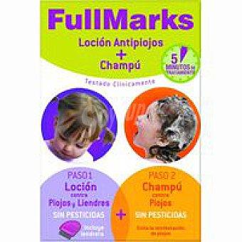 Full Marks Kit solución-champú Pack 1 unid