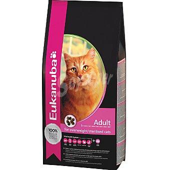 EUKANUBA ADULT LIGHT Alimento completo para gato adulto bolsa 3 kg Bolsa 3 kg