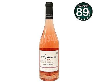 Azpilicueta Vino rosado con denominación de origen de Rioja Botella de 75 Centilítros