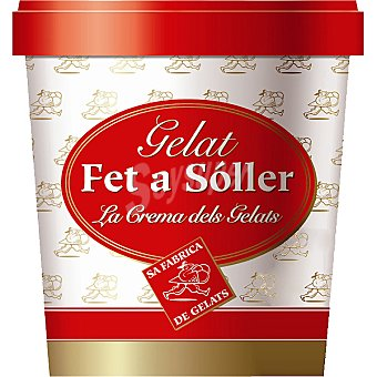 Fet a Soller Helado de chocolate gourmet Tarrina 500 ml