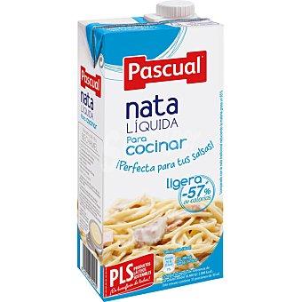 Pascual Nata líquida ligera especial cocina Brik 1 l