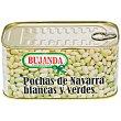 Pochas blancas y verdes de Navarra 400 g Bujanda