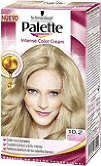 Palette Schwarzkopf 10.2 Rubio Ceniza Intense Color Cream 1 UNI