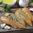 Solomillo de pollo marinado Bandeja de 300.0 g. Coren