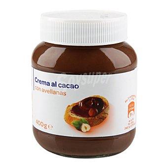 Carrefour Crema de cacao con avellanas 400 g