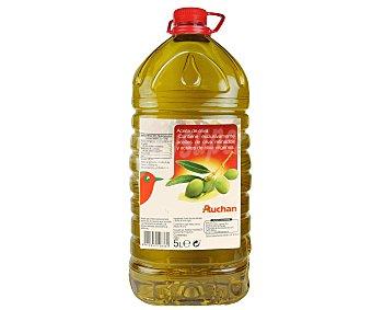 Auchan Aceite de oliva suave Garrafa de 5 litros